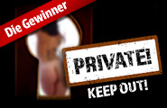 Wettbewerb Private - Keep out